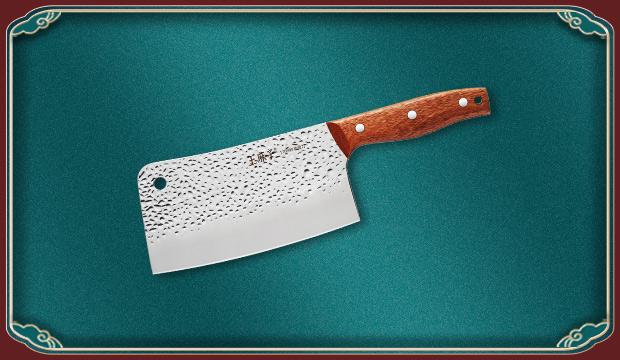 申木系列·星锤-170MM-砍骨刀