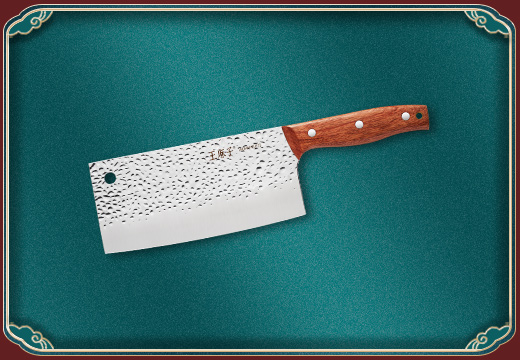 申木系列·星锤180MM-切片刀